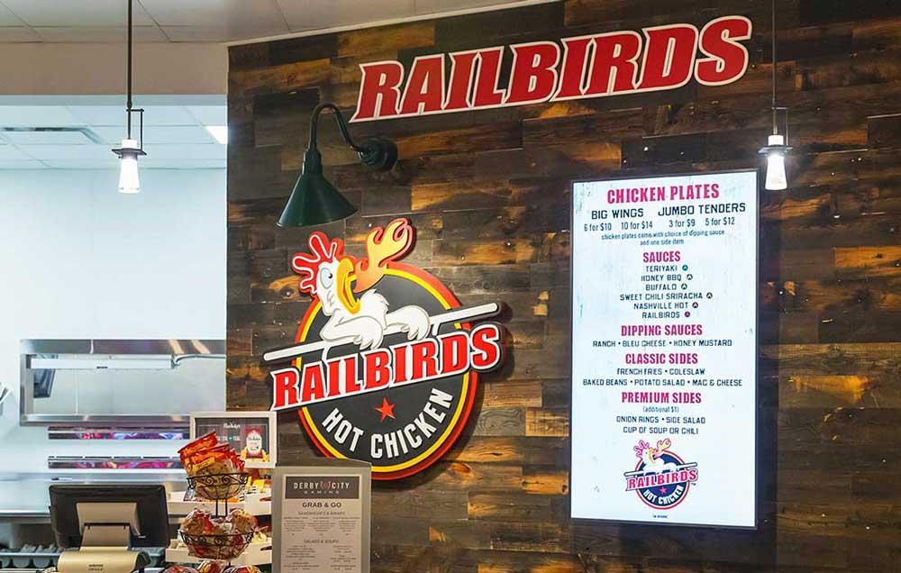 Railbirds